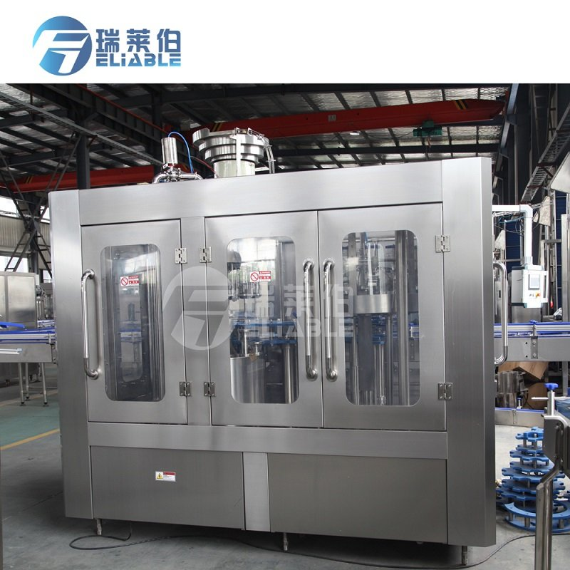 Professional Glass Bottled Juice Filling Machine / Leading In Industry Complete Concentrated Juice Glass Bottling Solution